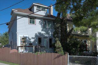 Photo 1: 537 Stiles Street in Winnipeg: Wolseley Single Family Detached for sale (5B)  : MLS®# 202013715