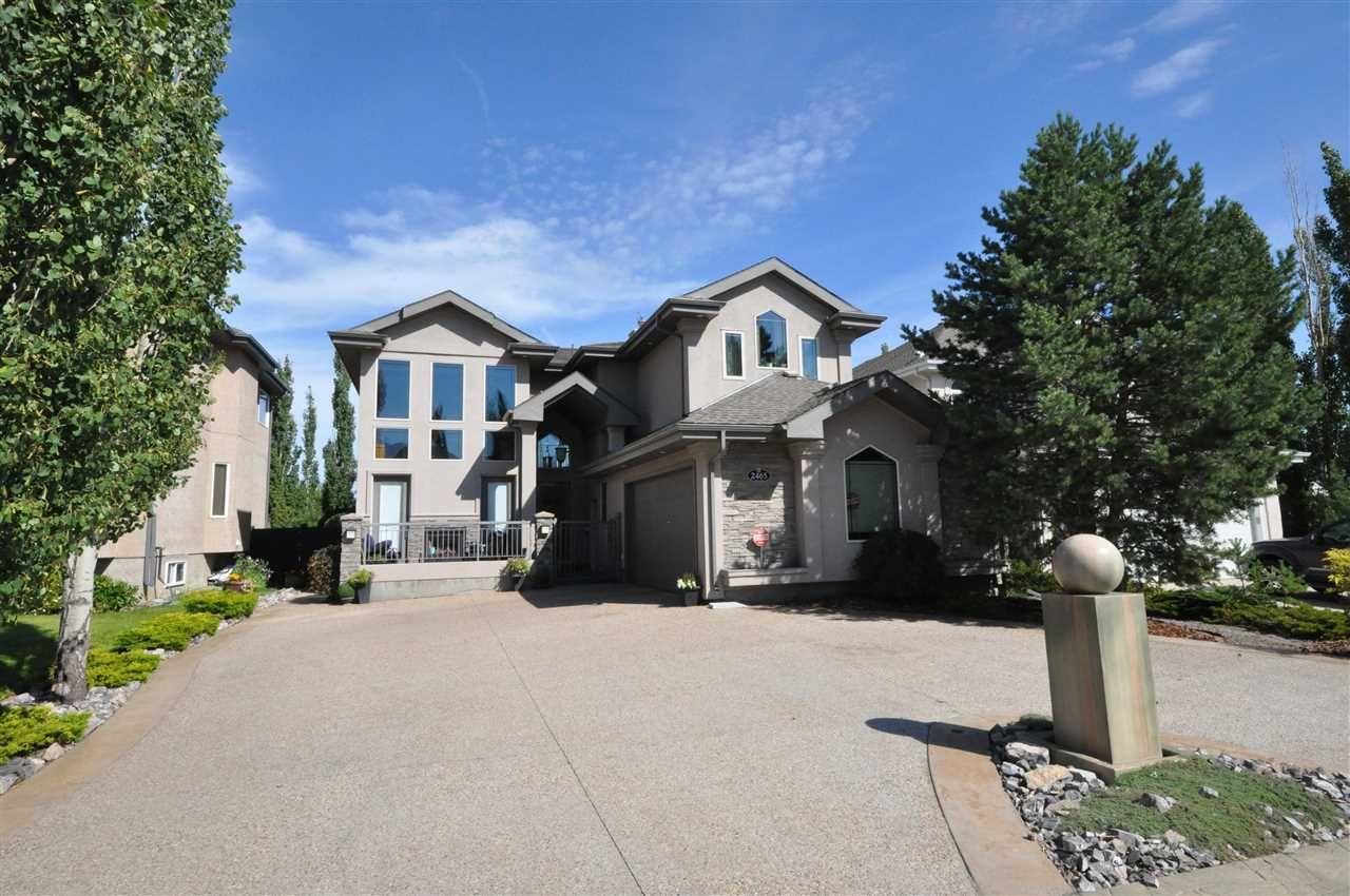Main Photo: 2465 TEGLER Green in Edmonton: Zone 14 House for sale : MLS®# E4244181