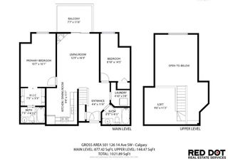 Photo 24: 501 126 14 Avenue SW in Calgary: Beltline Apartment for sale : MLS®# A1140451