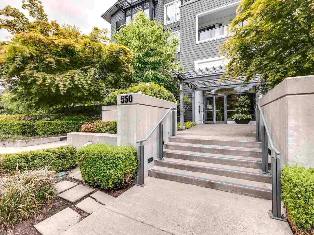 Main Photo: 1 Bedroom and Den Suite For Sale at Fremont Green 317 550 Seaborne Place Port Coquitlam BC V3B 0L3