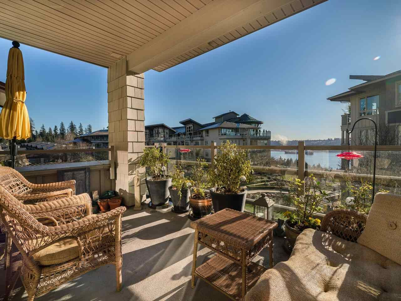 """Main Photo: 301 580 RAVEN WOODS Drive in North Vancouver: Roche Point Condo for sale in """"SEASONS"""" : MLS®# R2532783"""