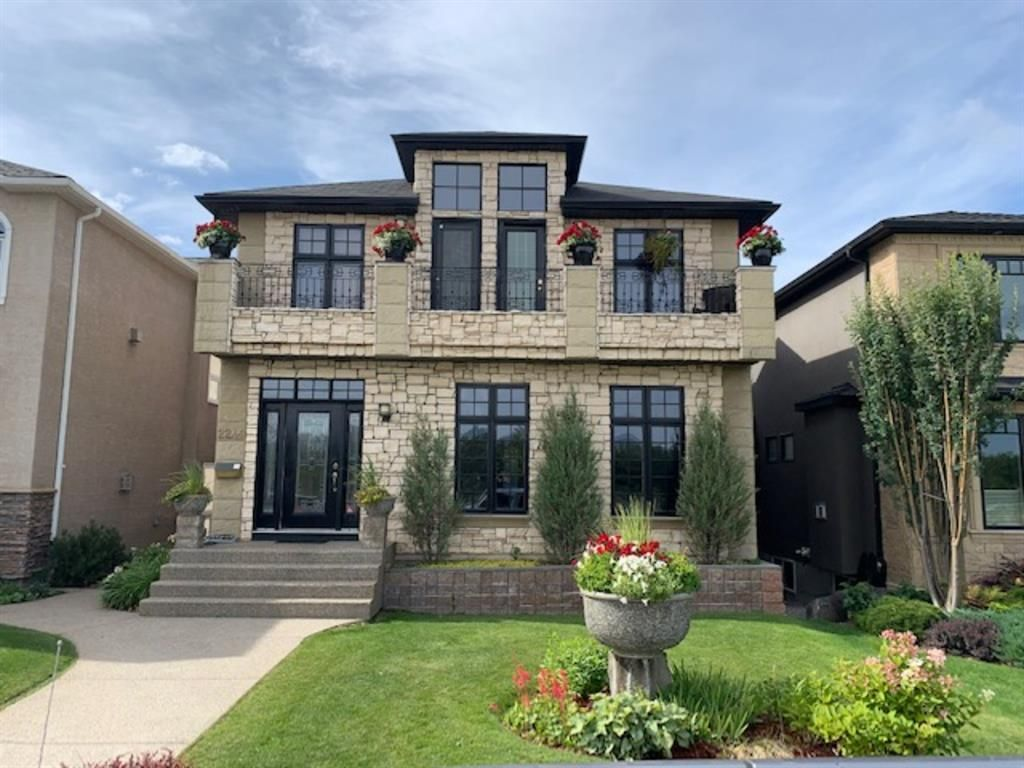 Main Photo: 2245 8 Avenue SE in Calgary: Inglewood Detached for sale : MLS®# A1087188
