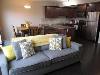 Photo 3: 7497 ELLESMERE Way: Sherwood Park House Half Duplex for sale : MLS®# E4237845