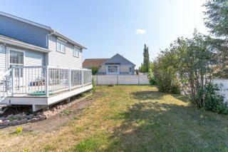 Photo 35: 427 Grandin Drive: Morinville House for sale : MLS®# E4259913