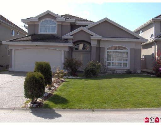"Main Photo: 6213 126B Street in Surrey: Panorama Ridge House for sale in ""Panarama Ridge"" : MLS®# F2811065"