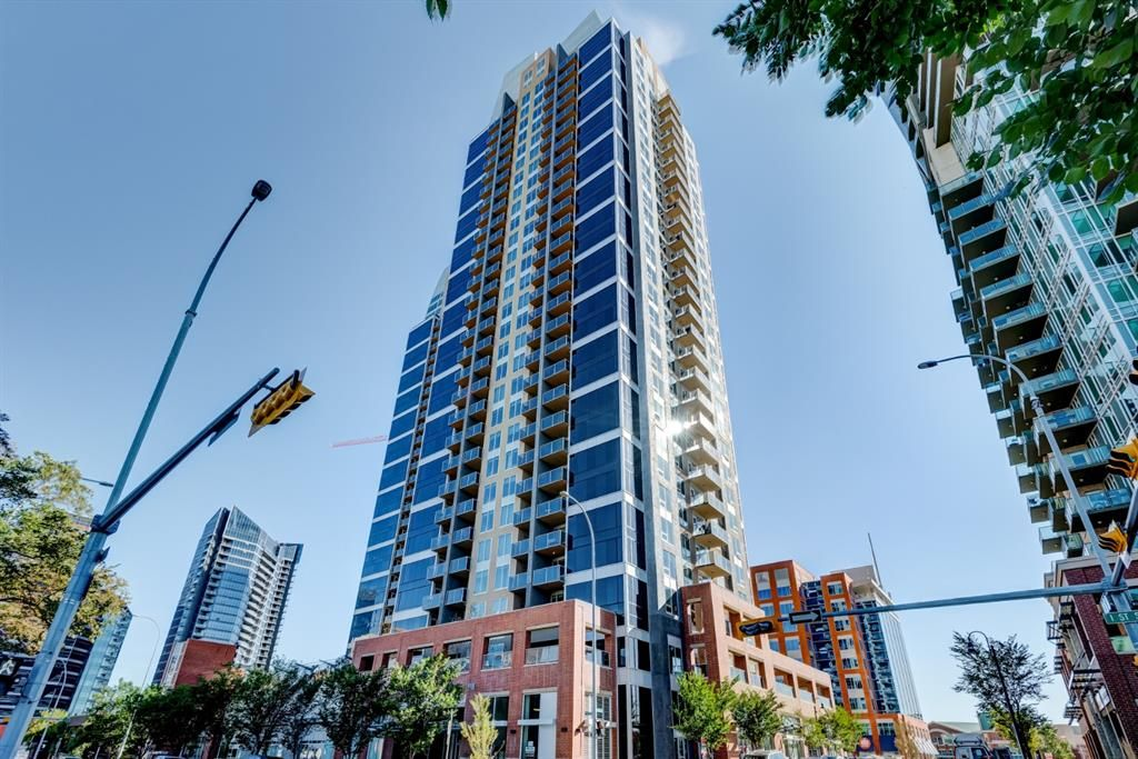 Main Photo: 903 1320 1 Street SE in Calgary: Beltline Apartment for sale : MLS®# A1091861