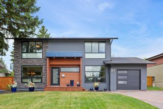 Photo 7: 37 Roseview Drive NW in Calgary: Rosemont Detached for sale : MLS®# A1141573