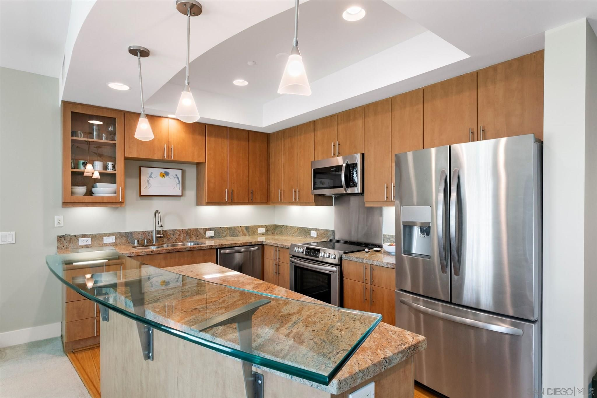 Main Photo: MISSION HILLS Condo for sale : 2 bedrooms : 3980 9th Ave. #206 in San Diego