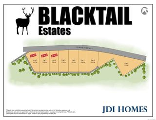 Photo 7: Lot 6 Blacktail Rd in : PQ Qualicum North House for sale (Parksville/Qualicum)  : MLS®# 870827