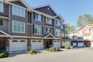 "Photo 1: 8 3009 156 Street in Surrey: Grandview Surrey Townhouse for sale in ""KALLISTO"" (South Surrey White Rock)  : MLS®# R2280196"