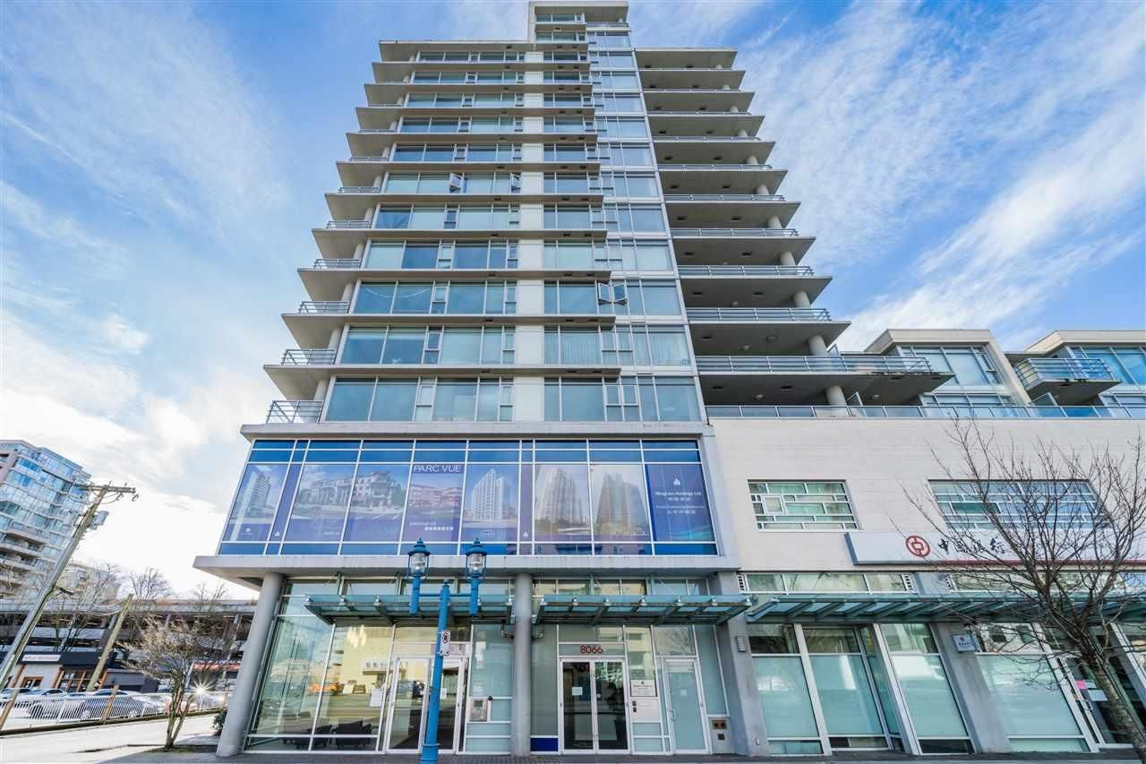 Main Photo: 1511 8068 westminster Highway in RICHMOND: Brighouse Condo for sale (Richmond)  : MLS®# R2599052