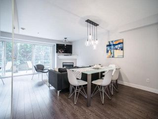 """Photo 7: 222 678 W 7TH Avenue in Vancouver: Fairview VW Condo for sale in """"LIBERTE"""" (Vancouver West)  : MLS®# V1126235"""