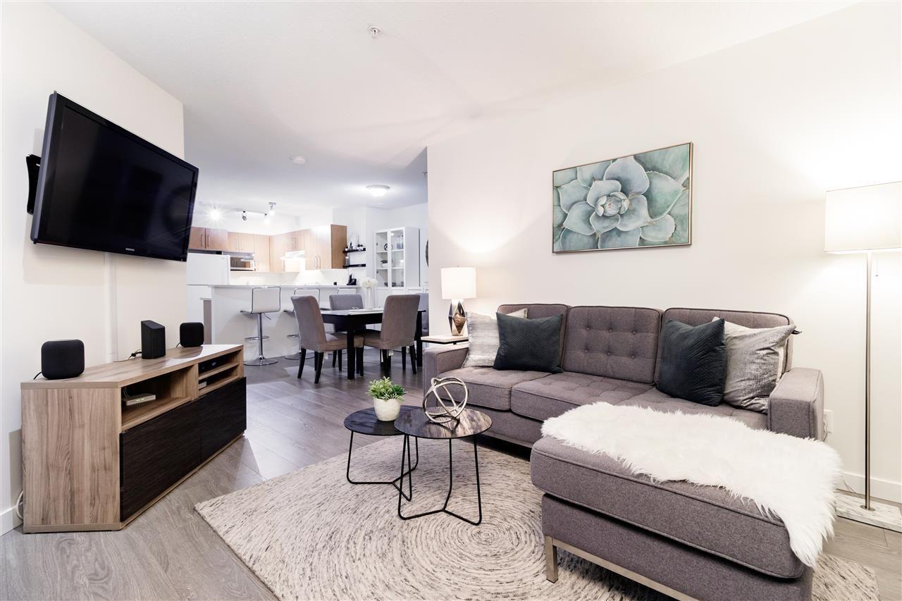 "Main Photo: 212 7330 SALISBURY Avenue in Burnaby: Highgate Condo for sale in ""BOTANICA"" (Burnaby South)  : MLS®# R2490667"