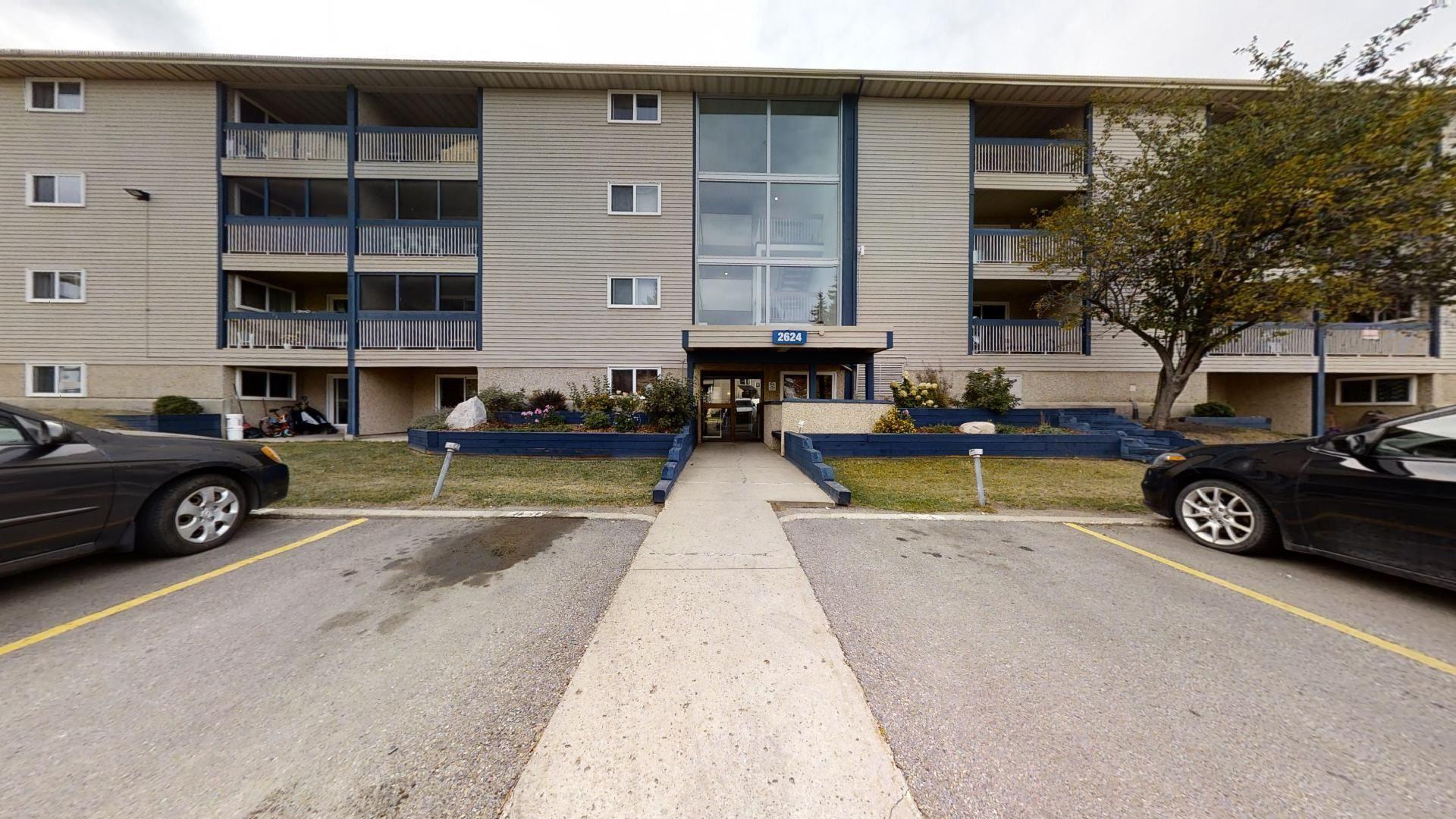 Main Photo: 212 2624 MILL WOODS Road E in Edmonton: Zone 29 Condo for sale : MLS®# E4263901