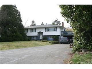 Photo 1:  in VICTORIA: La Glen Lake House for sale (Langford)  : MLS®# 459008