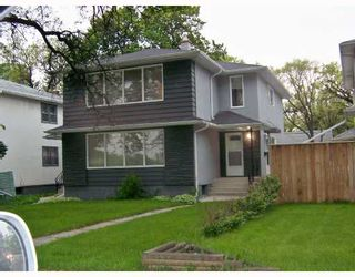 Main Photo: 115 ACADEMY Road in WINNIPEG: River Heights / Tuxedo / Linden Woods Residential for sale (South Winnipeg)  : MLS®# 2809798