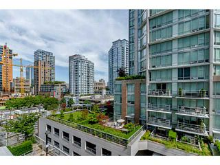 Photo 9: # 801 565 SMITHE ST in Vancouver: Downtown VW Condo for sale (Vancouver West)  : MLS®# V1076354