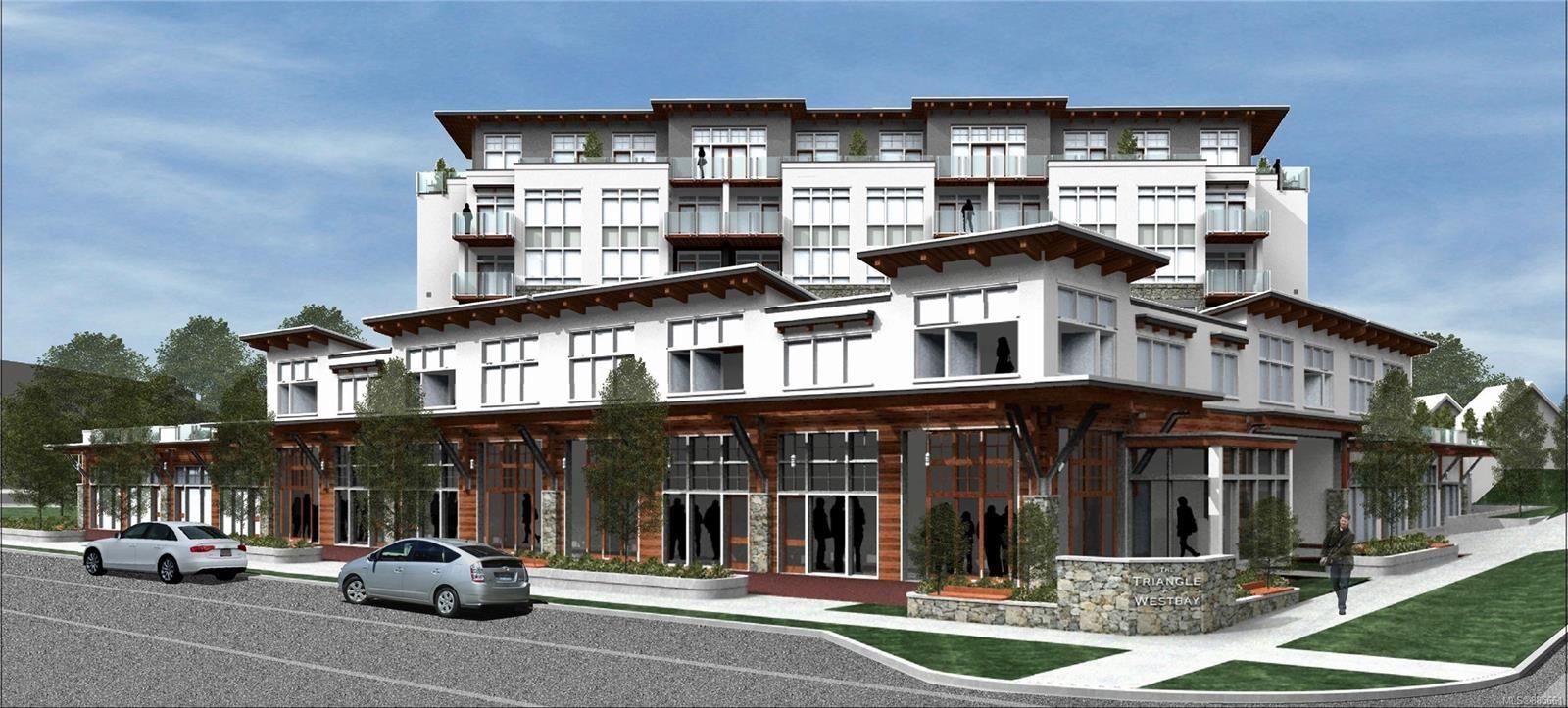 Main Photo: 107 916 Lyall St in : Es Esquimalt Condo for sale (Esquimalt)  : MLS®# 885661