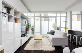 Photo 1: 102 150 ATHLETES Way in Vancouver West: False Creek Home for sale ()  : MLS®# R2250562