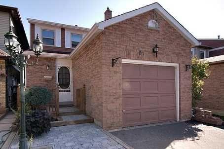 Main Photo: 91 Karma Road in Markham: House (2 1/2 Storey) for sale : MLS®# N1470694