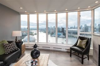 Photo 1: 2502 1188 QUEBEC STREET in Vancouver: Downtown VE Condo for sale (Vancouver East)  : MLS®# R2544440