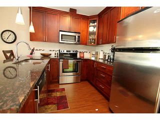 """Photo 2: 402 2330 SHAUGHNESSY Street in Port Coquitlam: Central Pt Coquitlam Condo for sale in """"AVANTI ON SHAUGHNESSY"""" : MLS®# V1143520"""