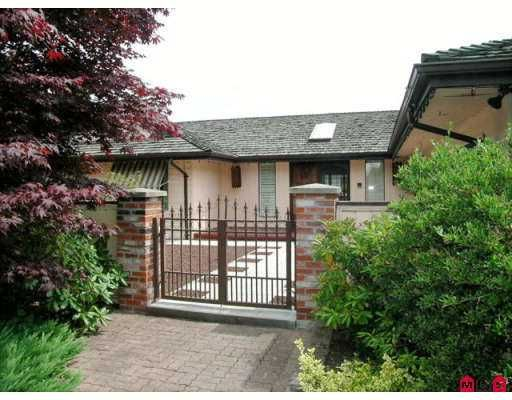 Main Photo: 16779 EDGEWOOD DR in Surrey: Grandview Surrey House for sale (South Surrey White Rock)  : MLS®# F2616362