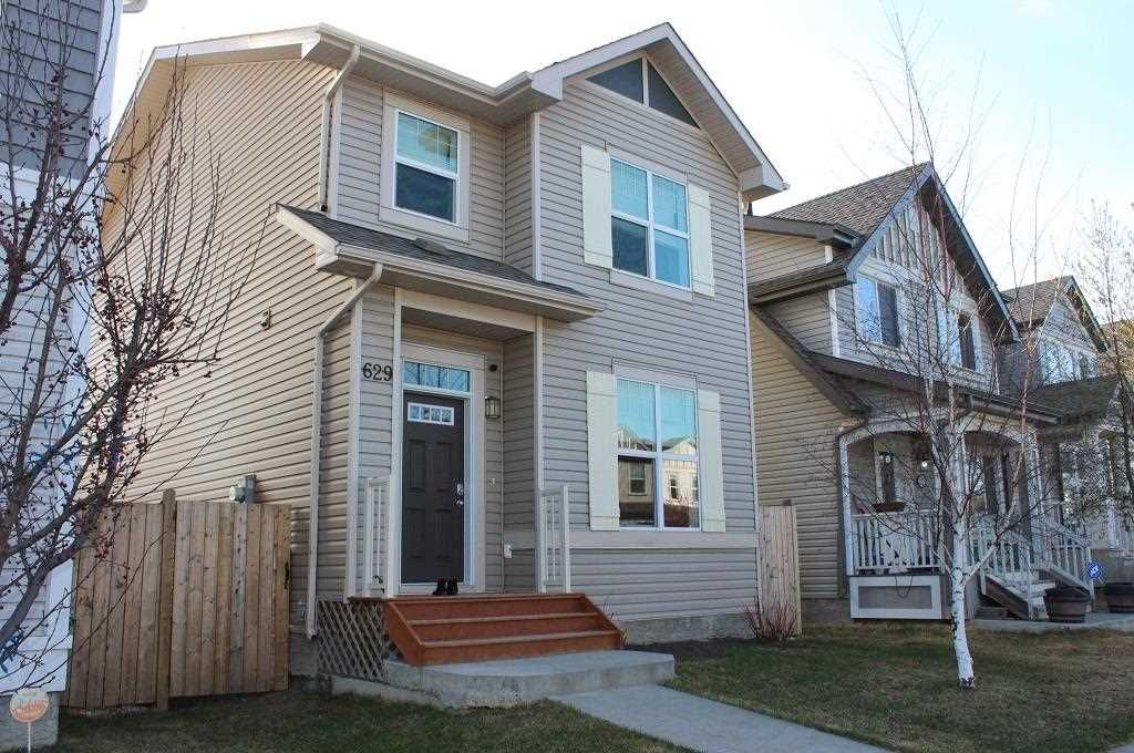 Main Photo: 629 McDonough Link in Edmonton: Zone 03 House for sale : MLS®# E4241883
