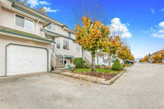 "Photo 1: 19 34332 MACLURE Road in Abbotsford: Central Abbotsford Townhouse for sale in ""IMMEL RIDGE"" : MLS®# R2517517"