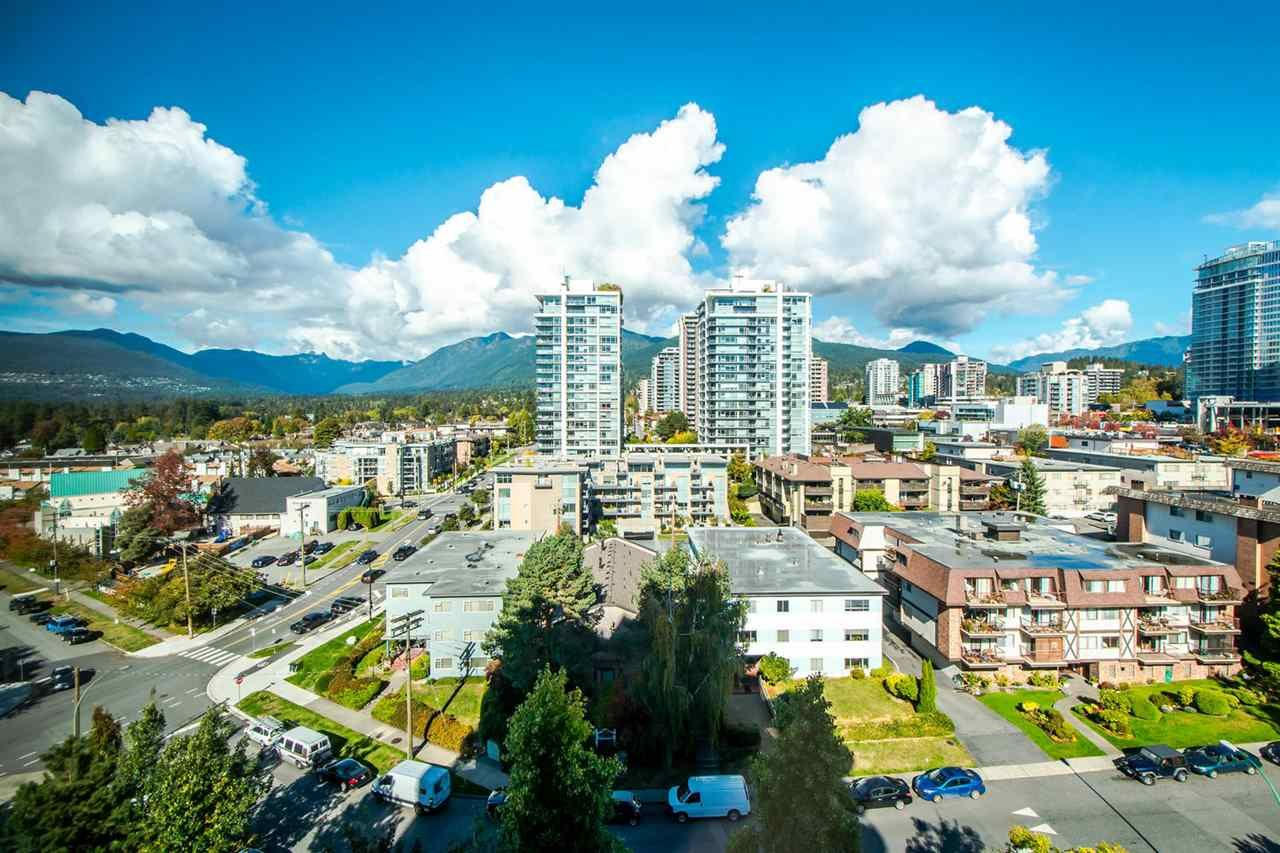 240degree view from Cypress to Burrard Inlet