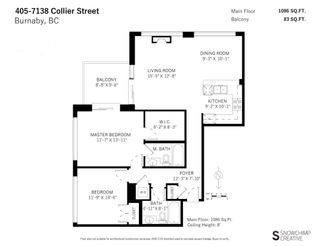 """Photo 19: 405 7138 COLLIER Street in Burnaby: Highgate Condo for sale in """"Stanford House"""" (Burnaby South)  : MLS®# R2620795"""