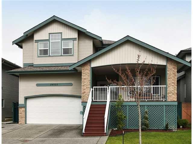 Main Photo: 24025 109TH Avenue in Maple Ridge: Cottonwood MR House for sale : MLS®# V827961