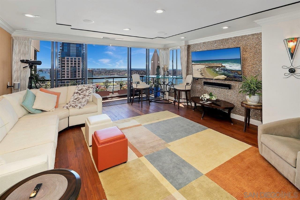 Main Photo: DOWNTOWN Condo for sale : 2 bedrooms : 700 Front Street #2302 in San Diego