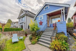 """Photo 1: 1056 E 14TH Avenue in Vancouver: Mount Pleasant VE House for sale in """"Cedar Cottage"""" (Vancouver East)  : MLS®# R2624585"""