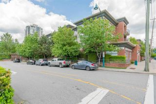 """Photo 2: 106 3240 ST JOHNS Street in Port Moody: Port Moody Centre Condo for sale in """"THE SQUARE"""" : MLS®# R2586549"""