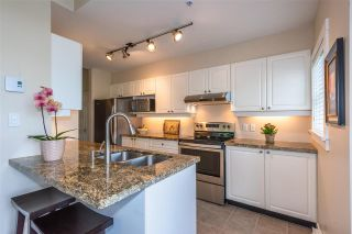 """Photo 8: 201 3600 WINDCREST Drive in North Vancouver: Roche Point Townhouse for sale in """"Windsong At Raven Woods"""" : MLS®# R2377804"""