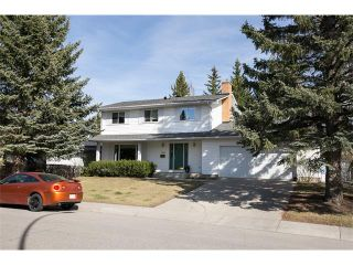 Photo 1: 2043 PALISPRIOR Road SW in Calgary: Palliser House for sale : MLS®# C4113713
