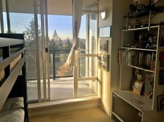 "Photo 5: 801 575 DELESTRE Avenue in Coquitlam: Coquitlam West Condo for sale in ""CORA TOWERS"" : MLS®# R2317122"