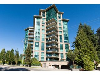 """Photo 1: 202 14824 NORTH BLUFF Road: White Rock Condo for sale in """"The Belaire"""" (South Surrey White Rock)  : MLS®# R2405927"""