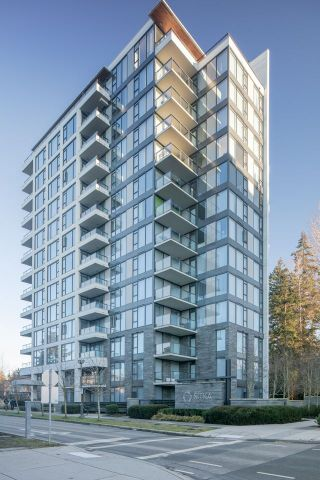"Photo 2: 801 5868 AGRONOMY Road in Vancouver: University VW Condo for sale in ""SITKA"" (Vancouver West)  : MLS®# R2133342"