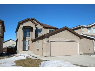 Photo 1: 27 Nevens Bay in WINNIPEG: Transcona Residential for sale (North East Winnipeg)  : MLS®# 1505127
