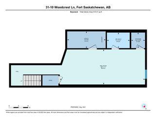 Photo 36: 31 10 WOODCREST Lane: Fort Saskatchewan Townhouse for sale : MLS®# E4245980