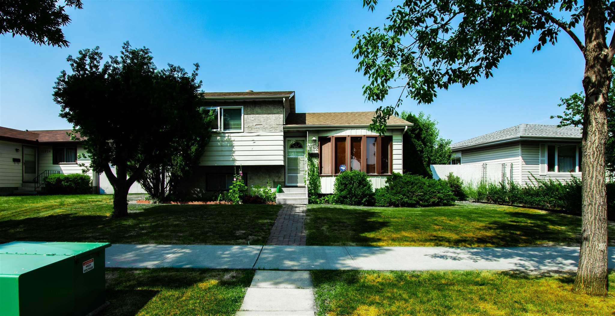 Main Photo: 11920 139 Avenue in Edmonton: Zone 27 House for sale : MLS®# E4254778