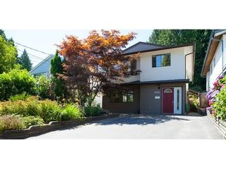 Photo 1: 3191 FROMME Road in North Vancouver: Lynn Valley Home for sale ()  : MLS®# V1019657
