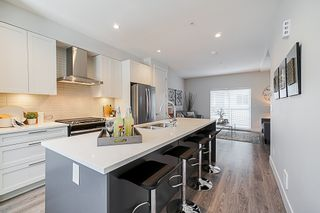 """Photo 1: 41 20451 84 Avenue in Langley: Willoughby Heights Townhouse for sale in """"Walden"""" : MLS®# R2354353"""