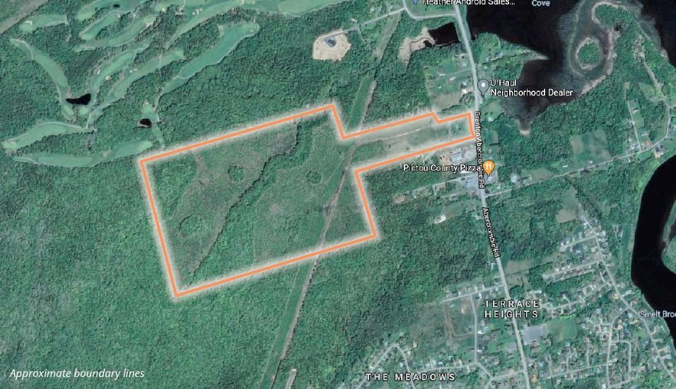 Main Photo: 859 Granton Abercrombie Road in Abercrombie: 108-Rural Pictou County Vacant Land for sale (Northern Region)  : MLS®# 202112352