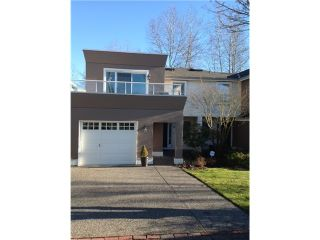 Photo 1: 1456 STEVENS Street: White Rock Townhouse for sale (South Surrey White Rock)  : MLS®# F1400124