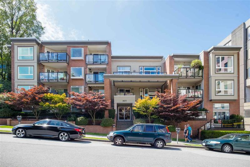 FEATURED LISTING: 303 - 2577 WILLOW Street Vancouver