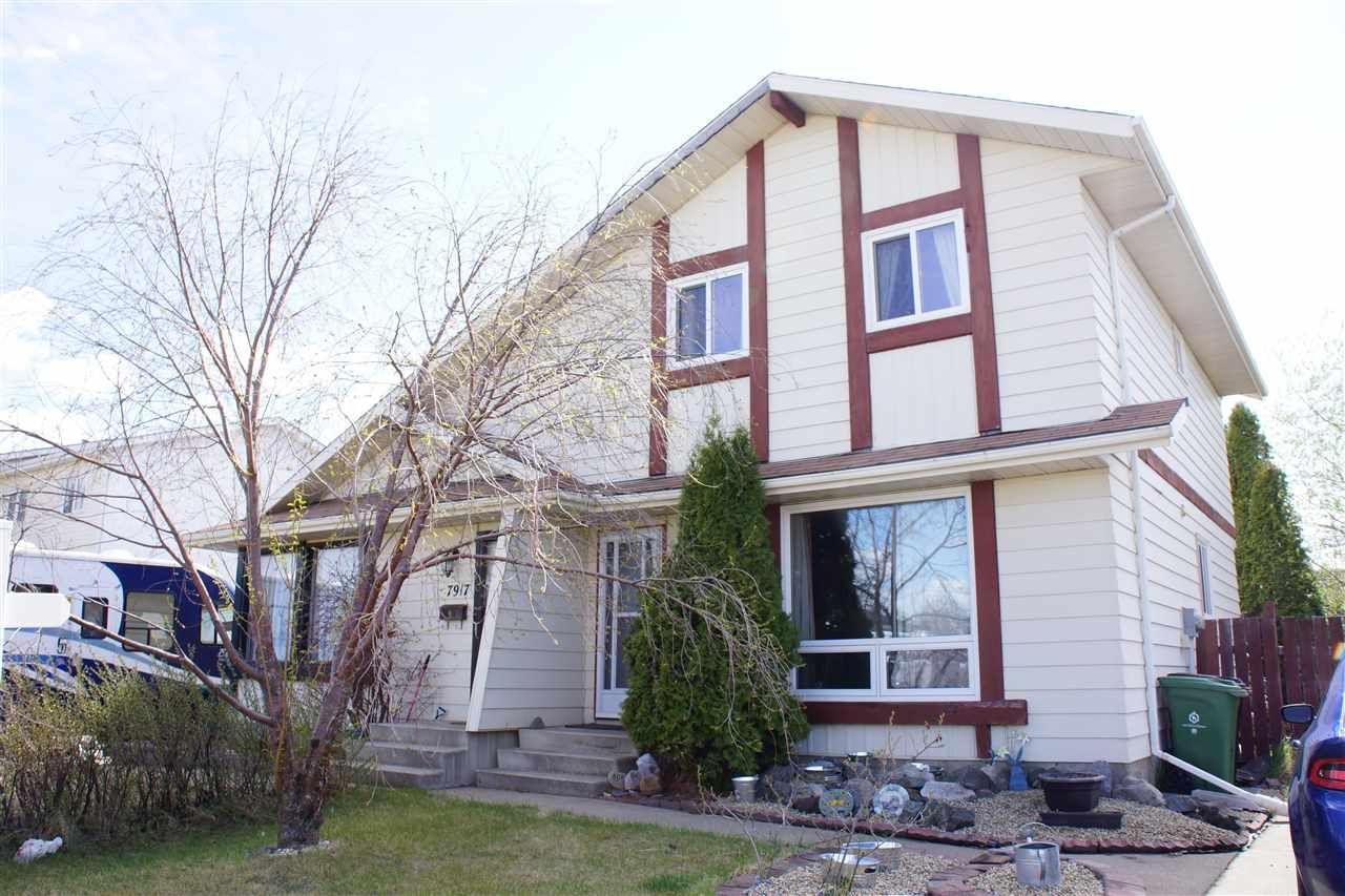 Main Photo: 7915 92 Avenue: Fort Saskatchewan House Half Duplex for sale : MLS®# E4233890
