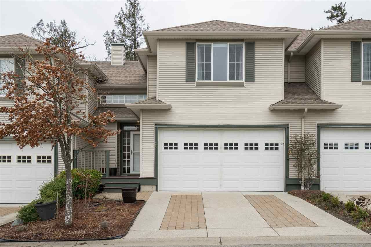 """Main Photo: 25 2088 WINFIELD Drive in Abbotsford: Abbotsford East Townhouse for sale in """"The Plateau at Winfield"""" : MLS®# R2232502"""